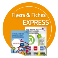 Flyers et Fiches EXPRESS