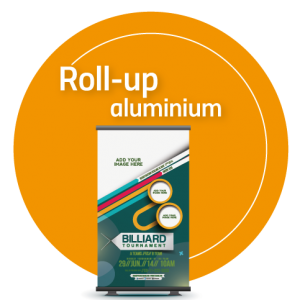 Roll Up Aluminium