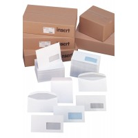 ENVELOPPES GAMME INSERT MECANISABLE