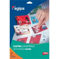 cartes de membres plastifiees