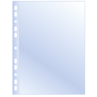 pochettes perforees polypropylene superieur