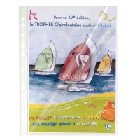pochettes perforees ouverture en coin