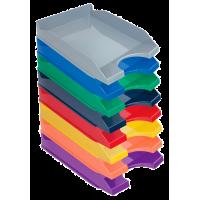 Corbeilles à courrier A4 opaques