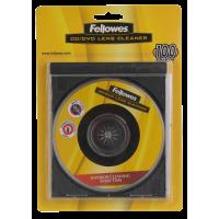 DISQUE NETTOYANT LECTEURS CD/DVD