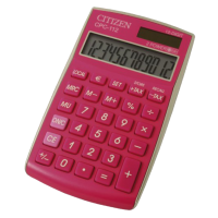 CALCULATRICE CITIZEN CPC 112 COLOR FUSCHIA
