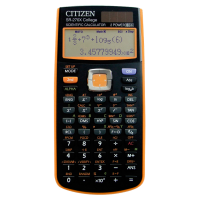 CALCULATRICE CITIZEN SR-270X COLLEGE