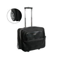 Pilot case trolley multifonctions 17""