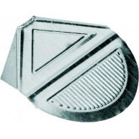 coins lettres aluminum