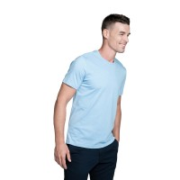 Tshirt col rond manches courtes homme
