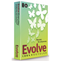 PAPIER FRANCAIS EVOLVE 100% RECYCLE