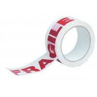 rouleau adhesif imprime fragile