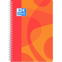 cahier reliure integrale polypro oxford