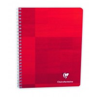 cahier reliure integrale clairefontaine