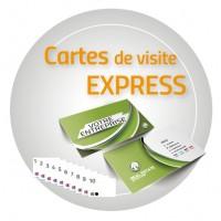 Cartes de visite EXPRESS